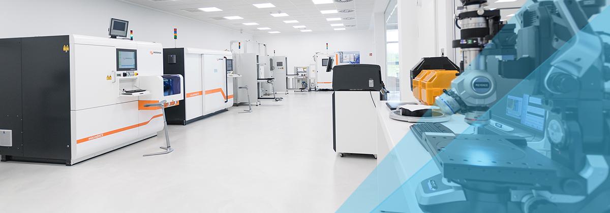 Laser Micromachining 3D-Micromac