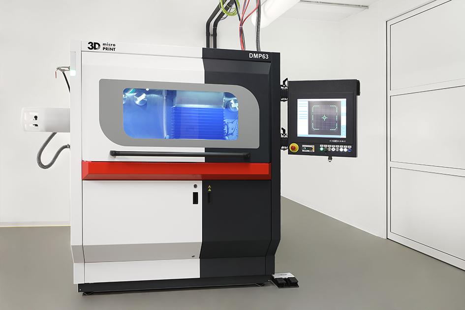 DMP 3D Printing System