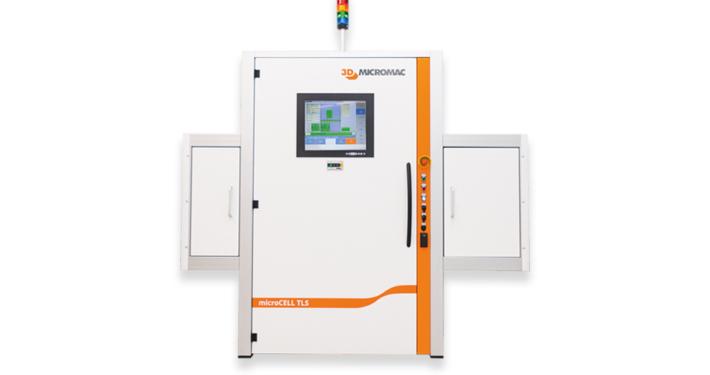 Lasersystem zur Bearbeitung von Silizium-Solarzellen