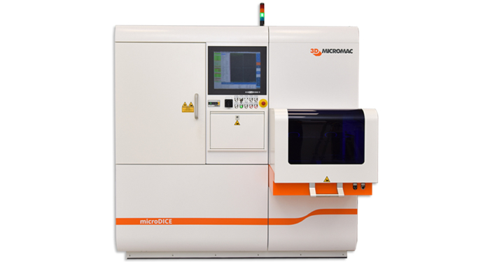 microDICE Wafer Dicing System