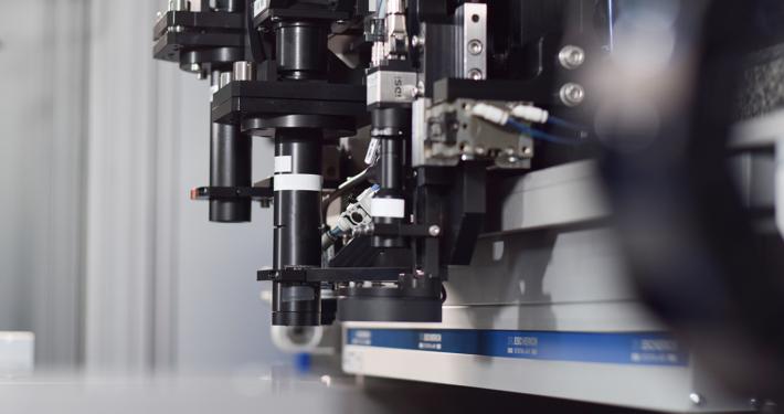 microSHAPE - processing head
